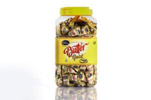 Butter Gold Jar