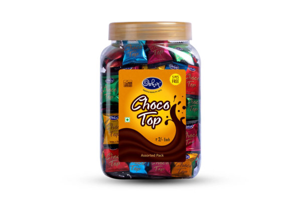 Choco Top Jar