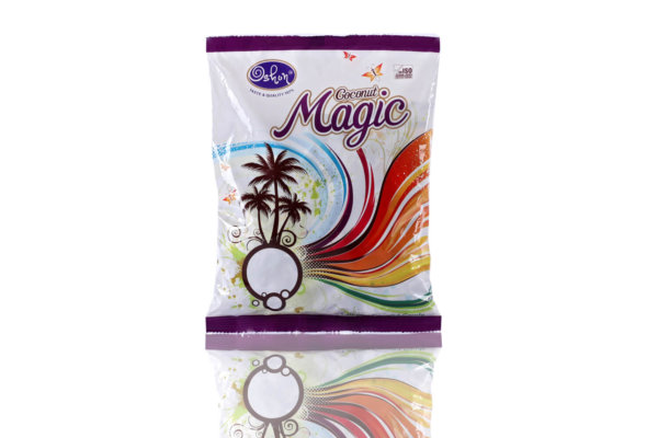Coconut Magic Pouch