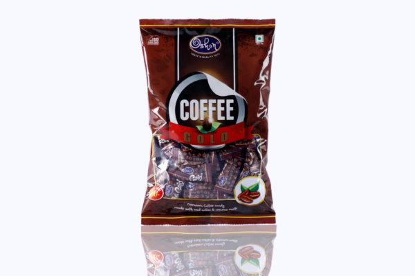 Coffee Gold Pouch