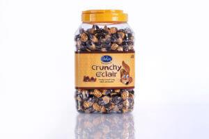Crunchy Eclair Jar