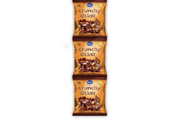 Crunchy Eclair Ladi Pouch
