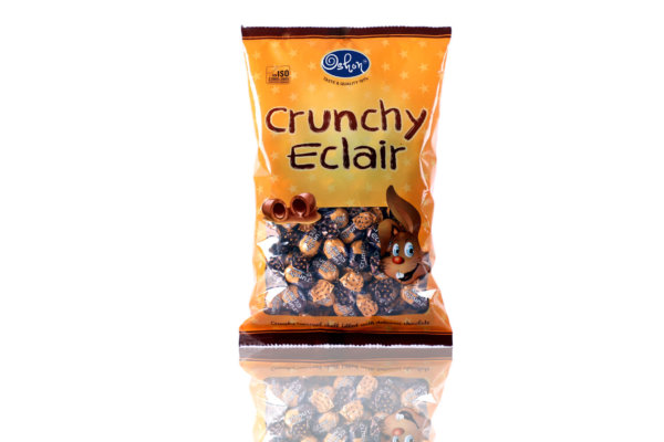 Crunchy Eclair Pouch