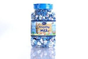Crunchy Milk Jar