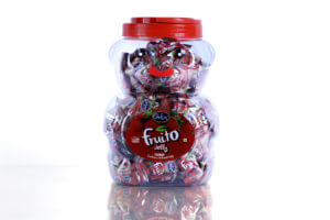 Fruito Strawberry Jelly Jar