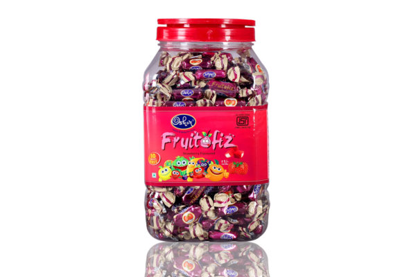 Fruitofiz Strawberry Jar