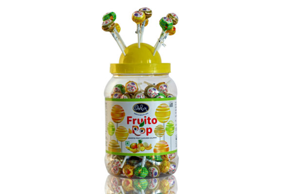 Fruitopop Assorted