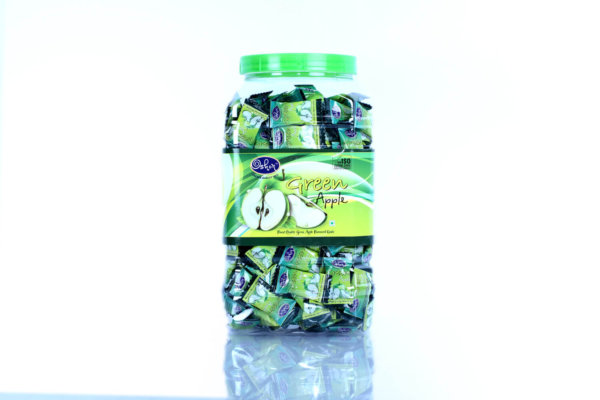 Green Apple Jar