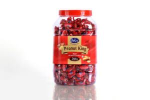 Peanut King Jar