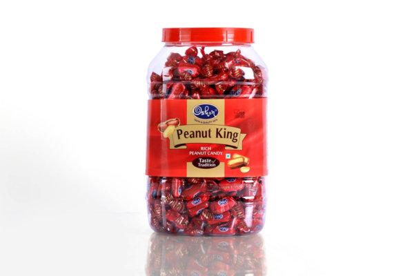 Peanut King Jar