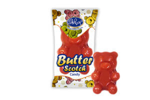 Butter Scotch Candy