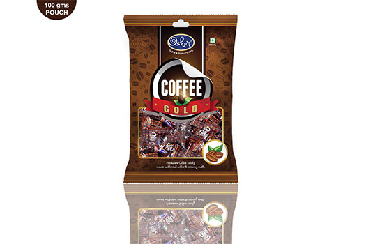 Coffee Gold 100g Pouch