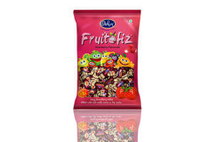 Fruitofiz Strawberry Pouch