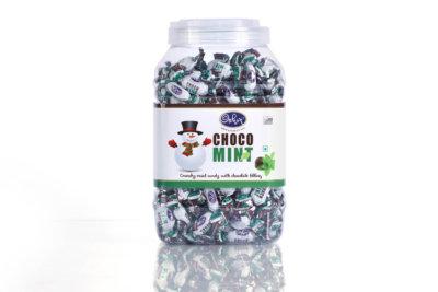 Choco Mint Jar