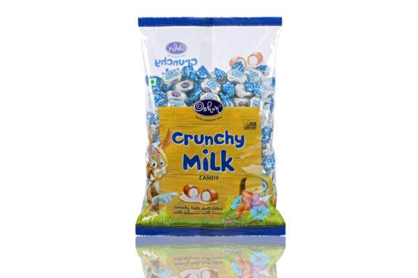 Crunchy Milk Pouch