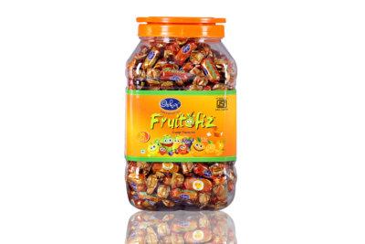Fruitofiz Orange Jar