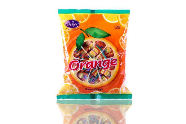 Orange Pouch