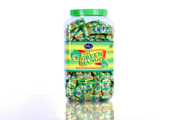 The Green Mango Jar