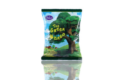 The Green Mango Pouch