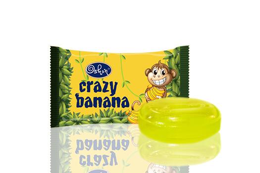 Crazy Banana Candy