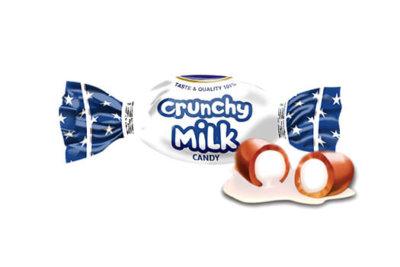 Crunchy Milk Candy