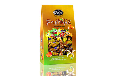 Fruitofiz Bananacaramel box