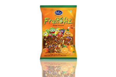 Fruitofiz Orange Pouch